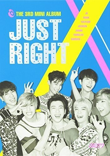 CD : GOT7 - Just Right (Mini Album) (Asia - Import)