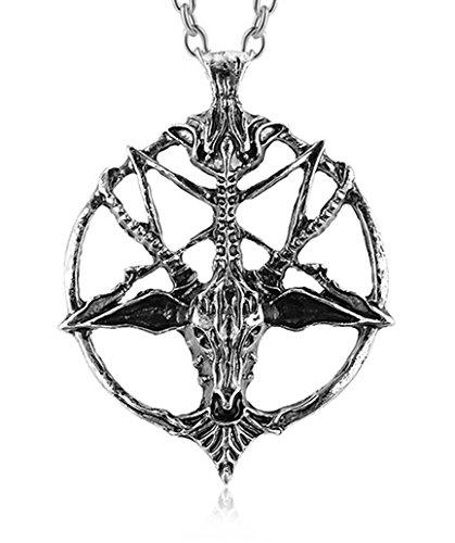 Glazed Black Cherry Steampunk - Pentagram Dragon