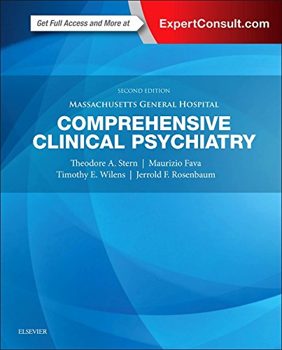 Massachusetts General Hospital Comprehensive Clinical Psychiatry, 2e
