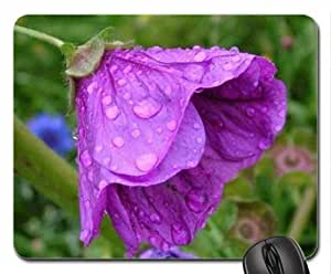 After Rain Mouse Pad, Mousepad (Flowers Mouse Pad)