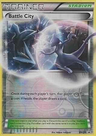 Pokemon Battle City Promo Card BW39