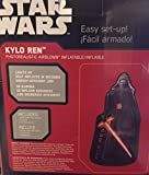 Star Wars Kylo Ren 5 Tall Photorealistic Airblown Inflatable