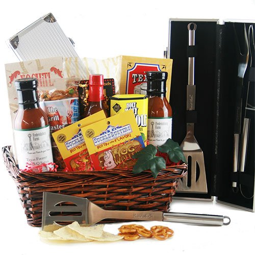 Born To Grill – Grilling Gift Basket
