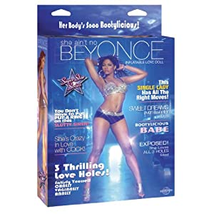 Pipedream Beyonce Love Doll, Brown