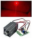 635nm 638nm 500mw Orange Red Laser Dot Module 12V w/TTL & Adapter