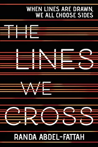 book cover of The Lines We Cross