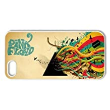 Pink Ladoo? iPhone 5 5s Case Phone Cover Hard Plastic Pink Floyd