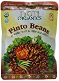 Jyoti Natural Foods Organic Pinto Beans, 10 oz