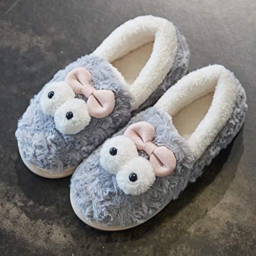 15 Winterhouse Night Outdoor Cotton Comfortable Indoor Women's Wall Shoes For amp; Men's And onindoor Slippers Slip Suitable wTTxRPa