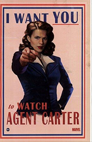 agent romanoff poster buyer's guide