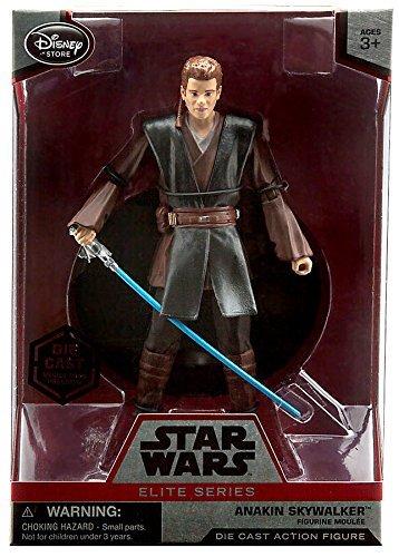 Star Wars Elite Series Anakin Skywalker 6 1/2 Inch Die Cast
