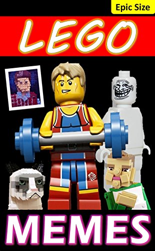 Memes: LEGO Funny LOL Memes Epic Super Pack (Unofficial Parody): Ages 1-99, Instructions Included, Don't step on them!