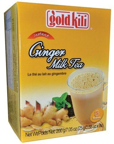 Gold Kili Instant Ginger Milk Tea 7.05 Oz
