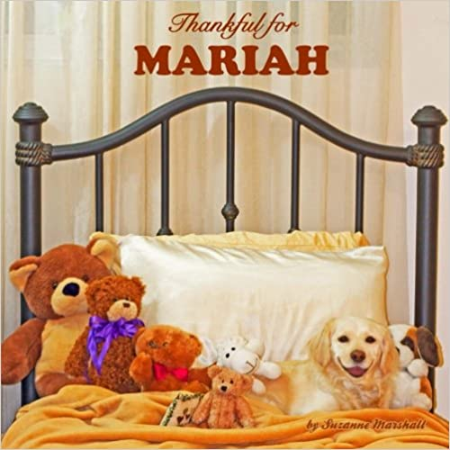 Read online Thankful for Mariah: Personalized Gratitude Book (Personalized Children's Books) PDF, azw (Kindle), ePub