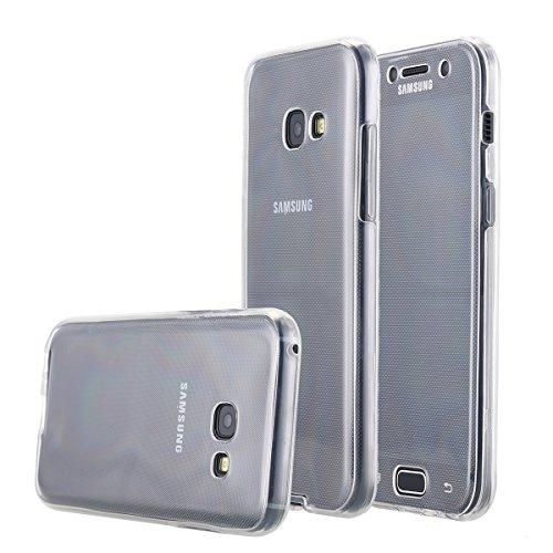 Slim Shockproof Case for Samsung Galaxy A5 (Pink) - 9