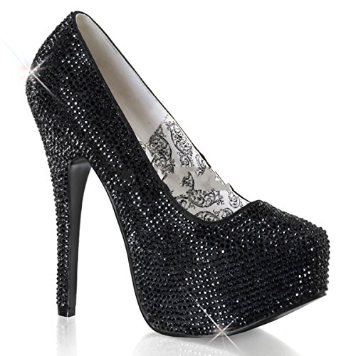 Chaussures Burlesque Plateaus Talon Femmes Teeze 36 Hauts Sexy 43 Bordello 06r Taille nwXtqH6t