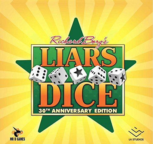 Liars Dice - Liars Dice 30th Anniversary Edition