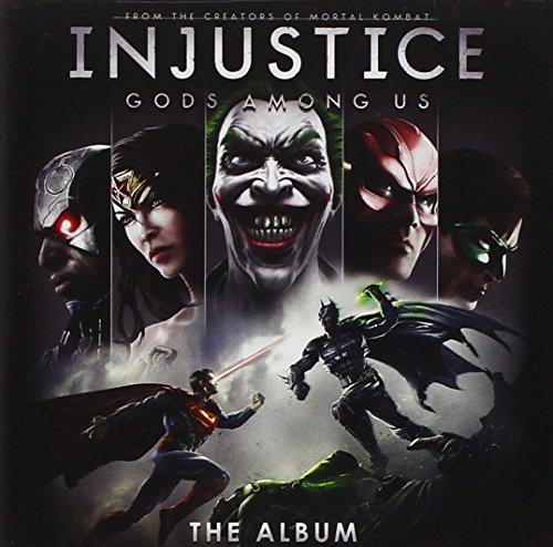 Price comparison product image Injustice: Gods Among Us - The Album