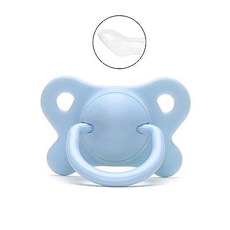 Recién Nacido Bebé Niña Rosa 2PK Nuk Genius Silicona Ortodoncia Chupetes Maniquí 0-6m