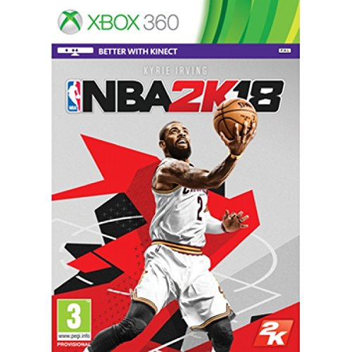 NBA 2K18 (Xbox 360) UK Import