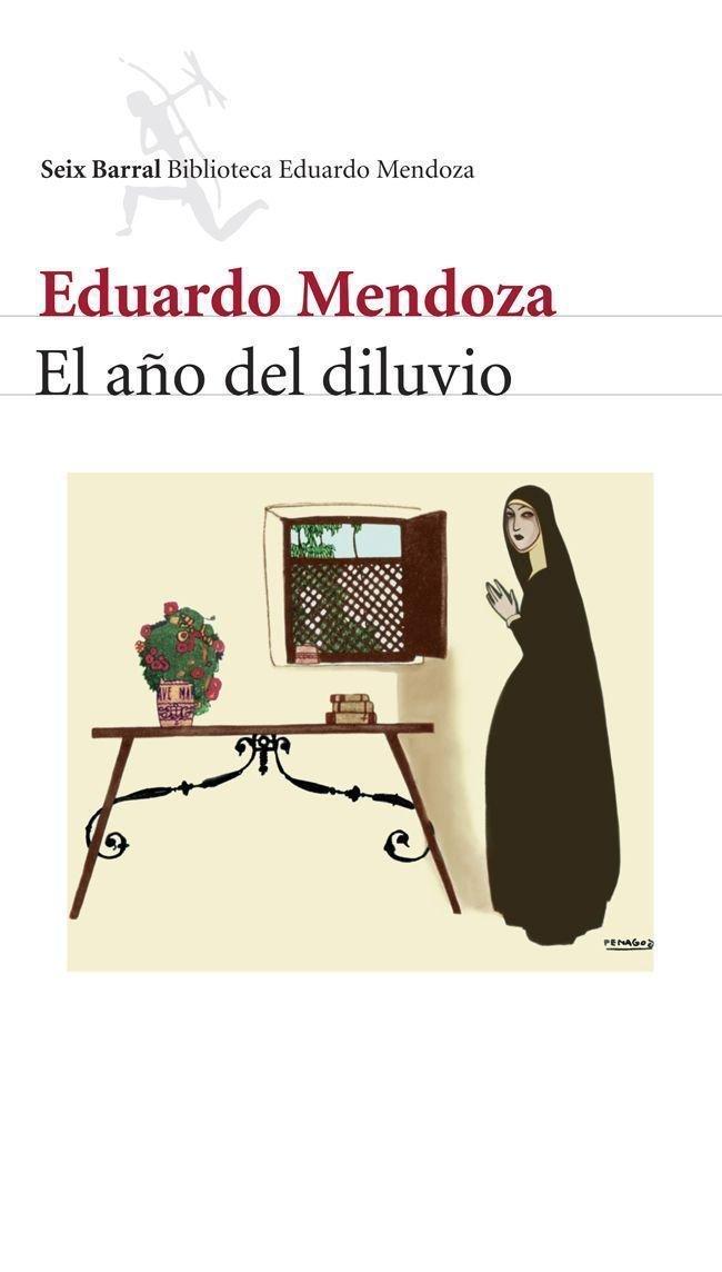 El año del diluvio (COL.BIBLIOTECA.BREVE): Amazon.es: Eduardo Mendoza: Libros