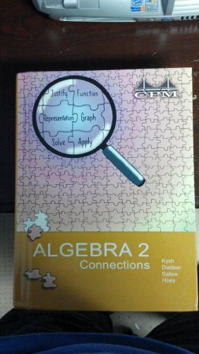 Algebra 2 Connections Version 3.0