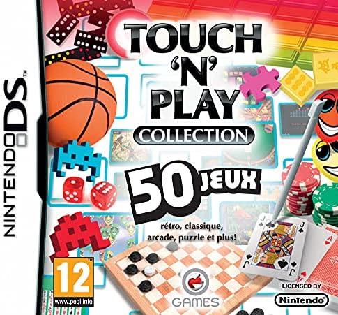 50 Jeux Touch 'n' Play - Actualités des Jeux Videos