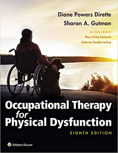 Occupational Therapy for Physical Dysfunction, 8th Edition