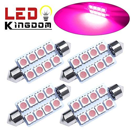 Pink Led Dome Lights - 2