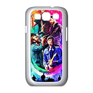 Coldplay Samsung Galaxy S3 9 Cell Phone Case White 218y-795404