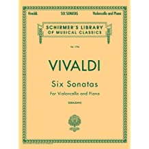 6 Sonatas: Cello and Piano