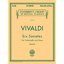 Schirmer Library of Classics Volume 1794: Cello and Piano