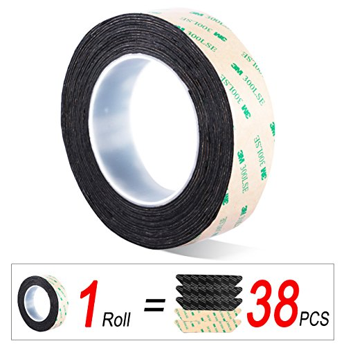 Billie Country New type Carpet Tape 16.5ft Roll, Gel Carpet Tape 3M-300LSE Type Indoor Gripper Tape, For Rugs, Mats, Pads, Runners, Tile, Laminate Floor