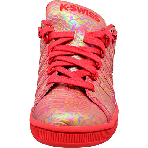 K Women's Swiss Trainers Women's Trainers Red K Red Swiss B7qrBTn
