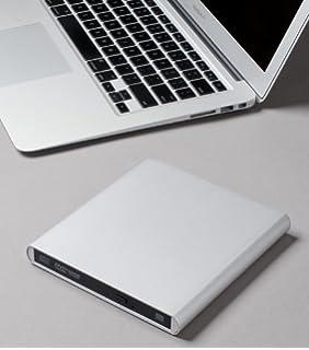 SEA TECH Aluminum External USB Blu-Ray Writer Super Drive for Apple MacBook Air,