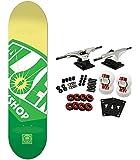 """ALIEN WORKSHOP Skateboard Complete OG FUEL CO LG 8.5"""""""