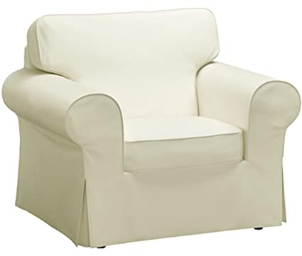 The Chair Cover Is Sofa Slipcover Replacement. It Fits Pottery Barn PB  Basic Chair Or