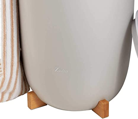 Calentador De Toallas Estante De Secado De Ba/ño Riel De Toalla con Calefacci/ón El/éctrica Estante De Toalla De Aluminio Tama/ño 58x39x105cm