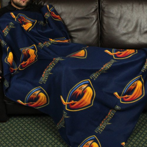 Atlanta Thrashers NHL Fleece Throw Blanket by Northwest Atlanta Thrashers Hockey Team