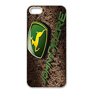 BYEB John Deere logo Case Cover For iPhone 5S Case