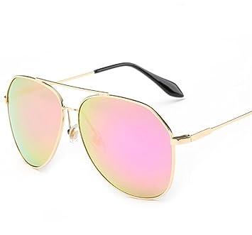 ZHLONG Miroir de grenouille classique masculin Polarized lunettes de soleil UV verres , 5