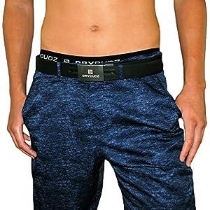Dry Dudz Men's Boardshorts/Swim Trunks, Mens Athletics Shorts, Men's Golf Shorts or Men's Swim Shorts (Granite)