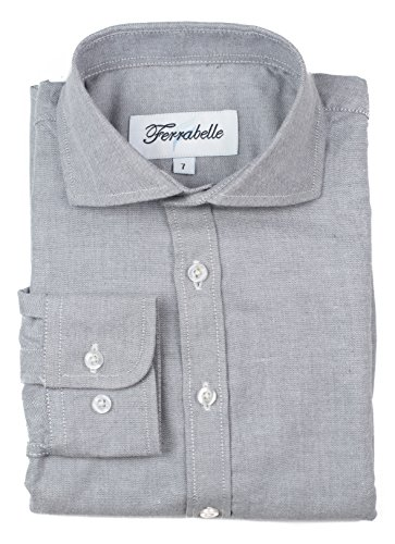 dress shirts with grey pants - 1