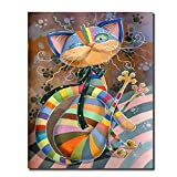 #10: Cat 5D Diamond Painting Rhinestone Painting Kit Diamond Dotz Kits 30 x 40 cm