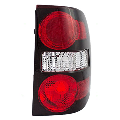 (Passengers Taillight Tail Lamp Replacement for Ford SUV 6L2Z13404CA AutoAndArt)