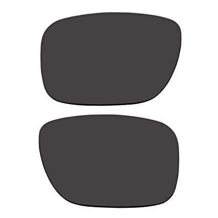 13d8342841 Amazon.com  ACOMPATIBLE Replacement Black Polarized Lenses for Oakley  Holbrook Sunglasses OO9102  Sports   Outdoors