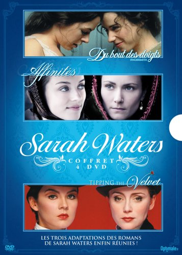 Coffret Sarah Waters : Tipping the Velvet / Du bout des Doigts / Affinits