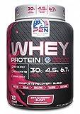 P2N Peak Performance Nutrition P2N Whey Protein, Strawberry, 2 Pound