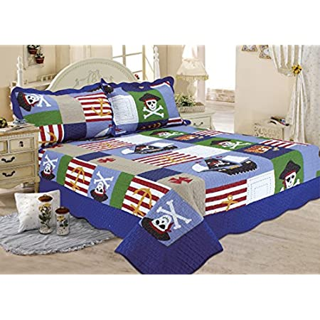 51luCySyrtL._SS450_ Pirate Bedding Sets and Pirate Comforter Sets