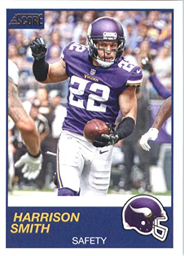 Harrison Card - 2019 Score #237 Harrison Smith Vikings NFL Football Card NM-MT